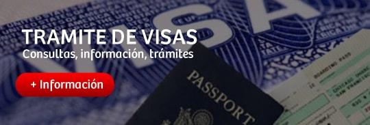 Banner VISAS